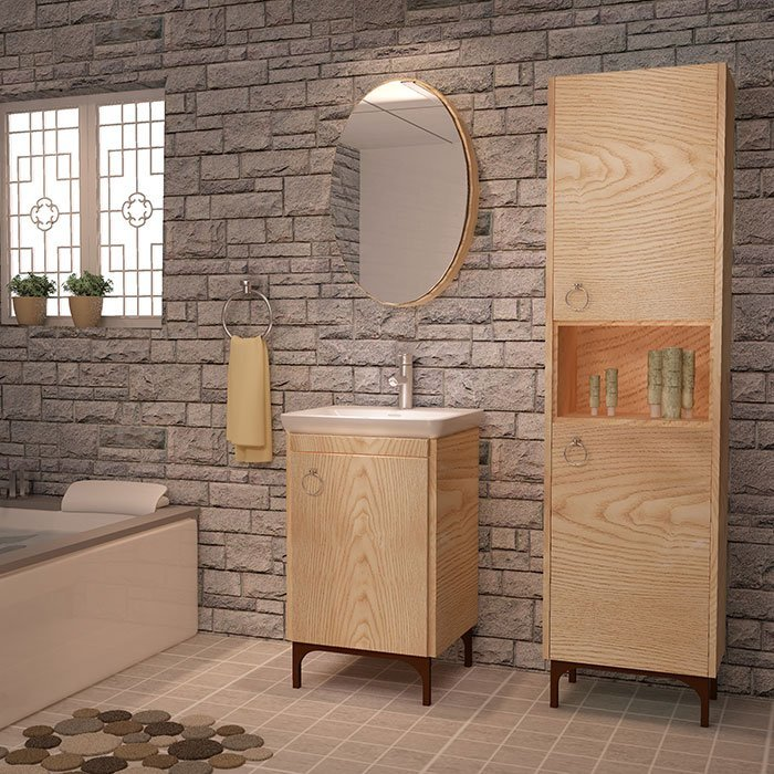 Custom white standing white bathroom cabinet Fadior Stainless Steel Kitchen Cabinets stainless steel